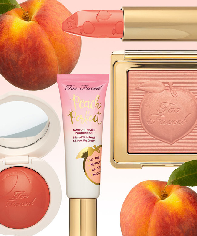 Too Faced Peach Collection
