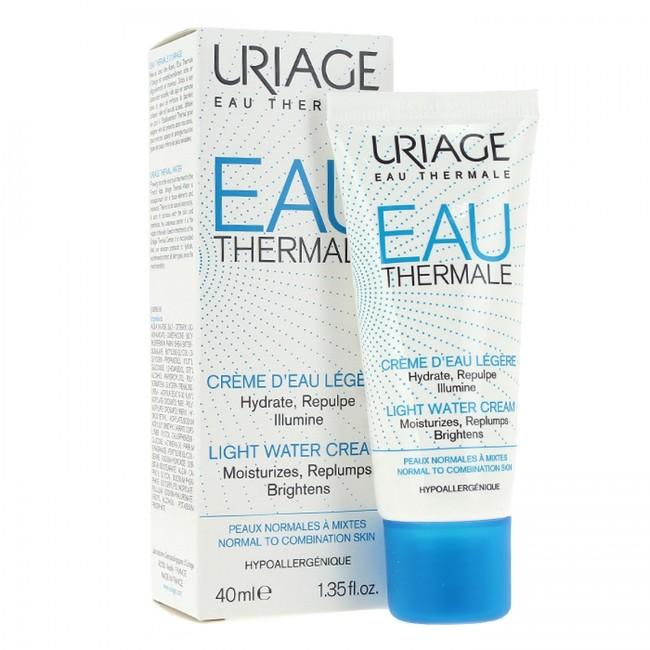 Uriage Crema De Agua Ligera 40ml183135