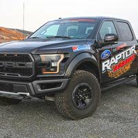 Raptor Assault, el curso que te permite exprimir todas las cualidades de tu Ford F-150