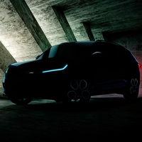 Škoda muestra el primer teaser del Kodiaq RS y estrena logo para su gama deportiva