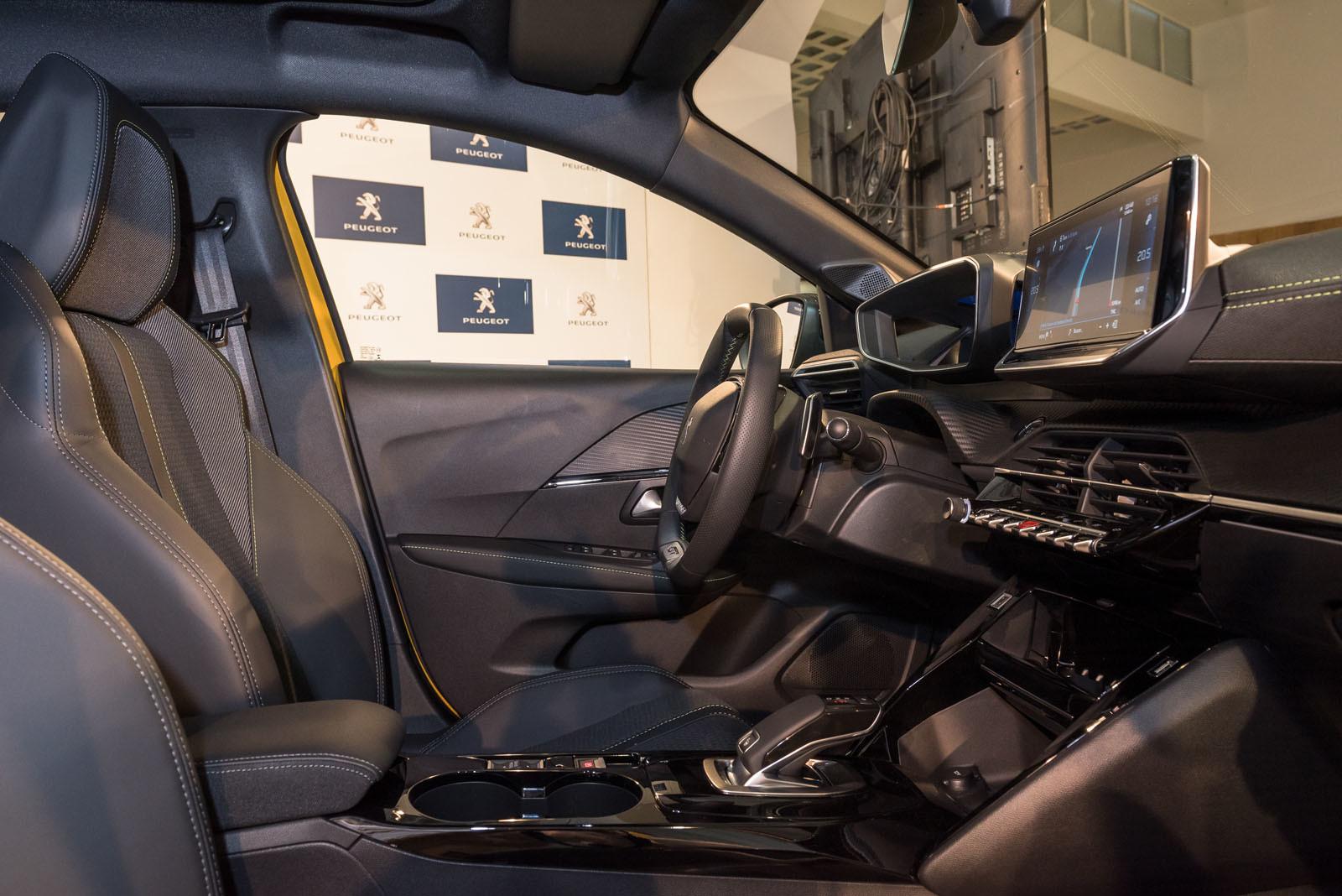 Foto de Peugeot 208 y e-208 2019 (presentación estática) (23/64)