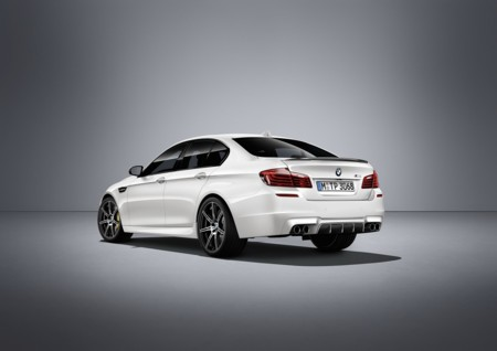 Bmw M5 Competition Edition 1
