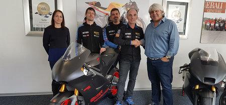 Donde dije digo digo Diego… Suter vuelve al mundial de Moto2 con el Forward Racing