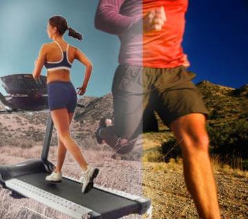 ¿Correr al aire libre o en el gimnasio?: ventajas e inconvenientes