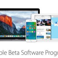 La nuevas betas públicas de iOS 9.1 y OS X El Capitan 10.11.1 ya están disponibles