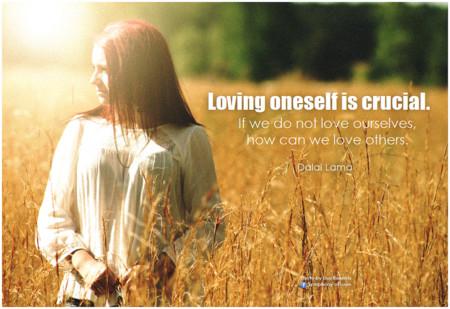 Una mayor auto-aceptación ayuda a mejorar el bienestar emocional