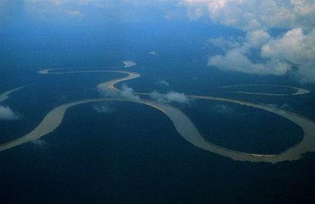 El Amazonas es el río más largo del mundo