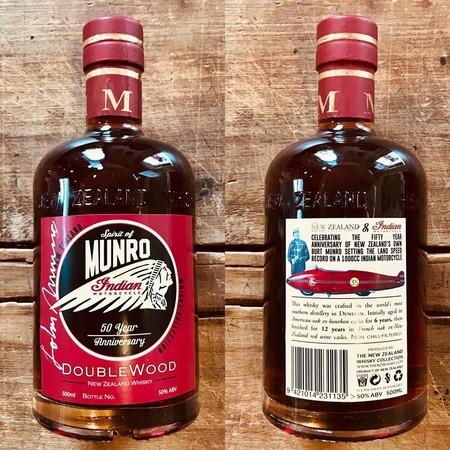 Indian Munro Whiskey