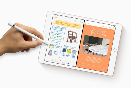 Apple Ipad 7ma Generacion Oficial Soporte Apple Pencil