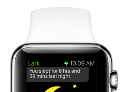 Lark Chat: Tu mejor aliado para la pérdida de peso ya está disponible para el Apple Watch