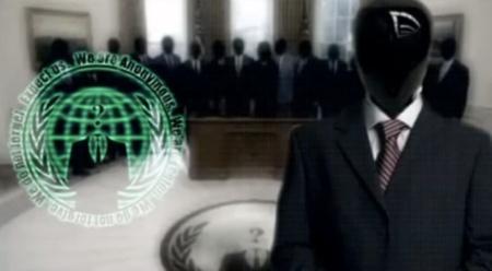 Anonymous amenaza con destapar información confidencial: la imagen de la semana