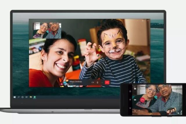 Las llamadas y videollamadas de WhatsApp llegan a Windows y macOS