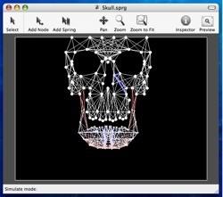 Sproing: Simulador de objetos con leyes físicas