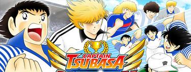Oliver y Benji, del anime legendario  a móviles con Captain Tsubasa: Dream Team. Ojo a su espectacular tráiler
