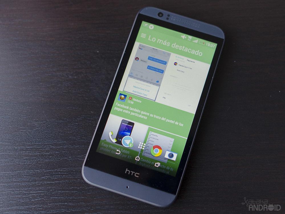 Foto de HTC Desire 510, diseño (21/22)