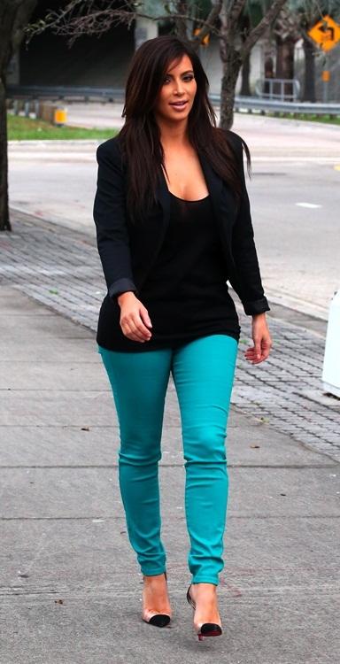 kim kardashian pantalon