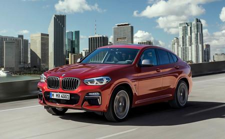 El nuevo BMW X4 es todo lo que nos gustó del X3, pero mejor