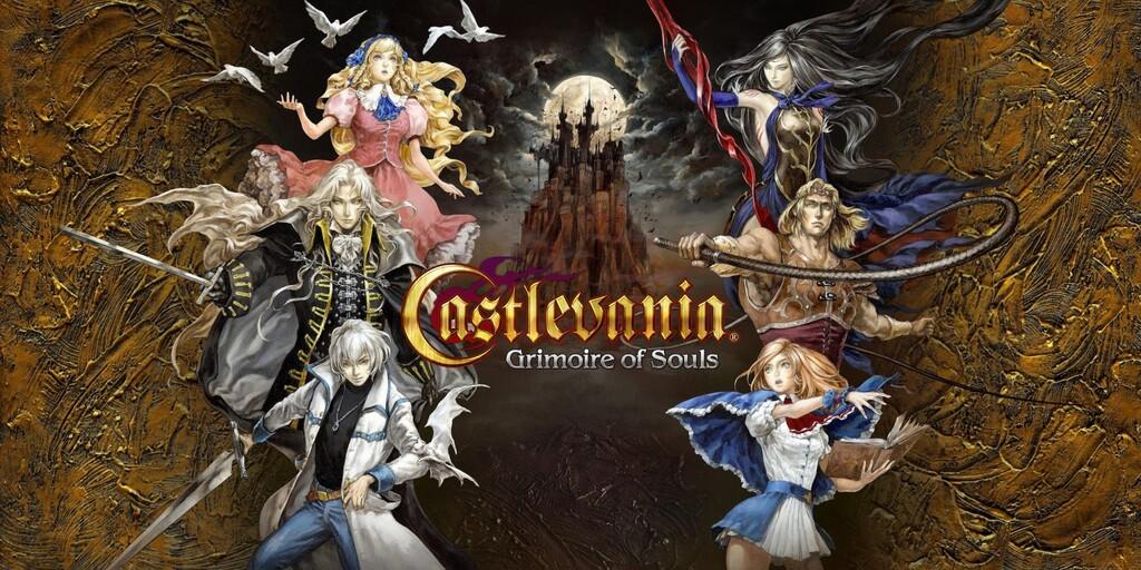 'Castlevania: Grimoire of Souls' llegará pronto a Apple Arcade: un inesperado y genial retorno