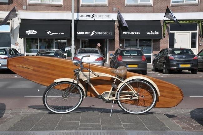 bici tabla