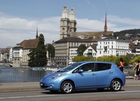 El Nissan LEAF va camino de vender 50.000 unidades en 2014