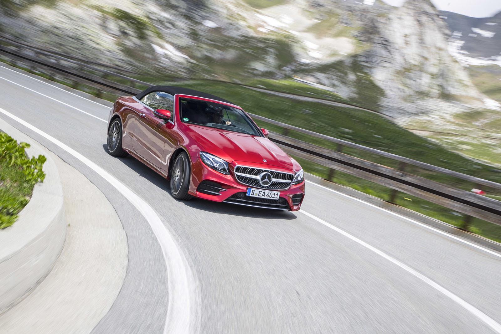 Foto de Mercedes-Benz Clase E Cabrio, toma de contacto (151/156)