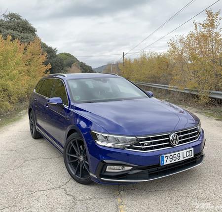 Volkswagen Passat 2020 delantera
