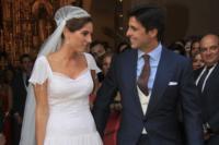 ¡Lourdes Montes y Francisco Rivera se casan por segunda vez!