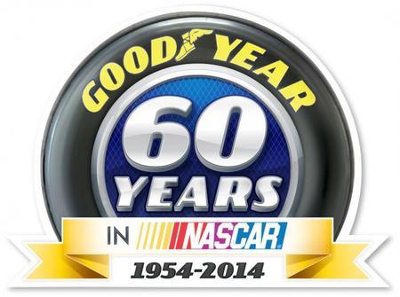 Goodyear y NASCAR. 60 años de historia juntos