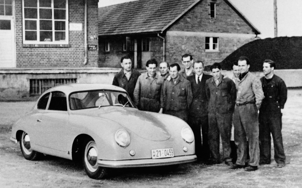 Foto de Historia de Porsche de 1940 a 1980 (27/29)