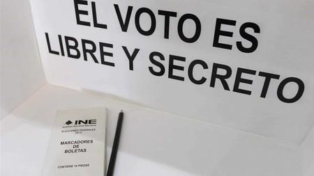 Cómo encontrar la casilla en la que me tocará votar por internet en México