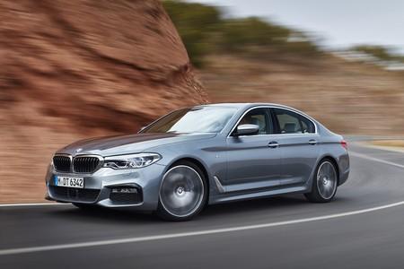 BMW Serie 5, a prueba: el futuro de BMW ya es el presente, y no conduce solo pero casi