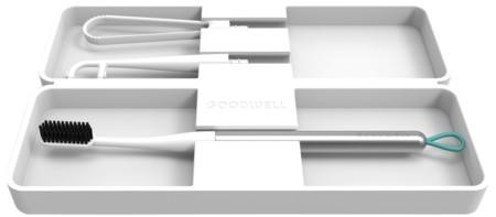 Goodwell Toothbrush, el cepillo de dientes al que le importa el medio ambiente
