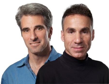 Apple convence a Bob Mansfield de que no se retire y nombra a Craig Federigui y Dan Riccio miembros del consejo administrativo