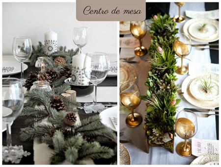 9 Mesa Navidad
