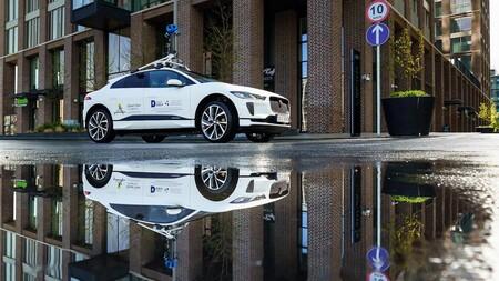 Jaguar Ipace Google Street View 3
