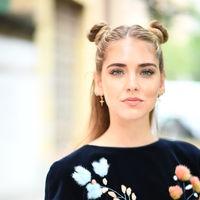 Tres formas de lucir moños como Chiara Ferragni  y salvar el momento