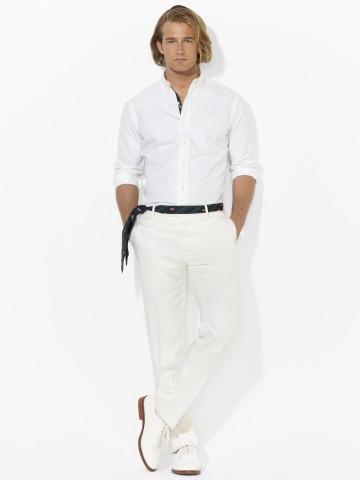 Wimbledon outfit by Polo Ralph Lauren