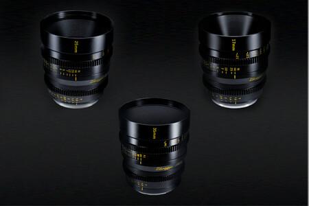 ZY Optics Mitakon Speedmaster Cine 17mm, 25mm y 35mm T 1.0: Tres objetivos tipo cine luminosos para monturas m43 por menos de 400€ cada uno