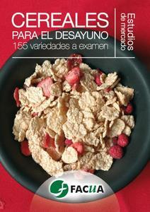 9 de cada 10 cereales tienen cantidades excesivas de azúcar