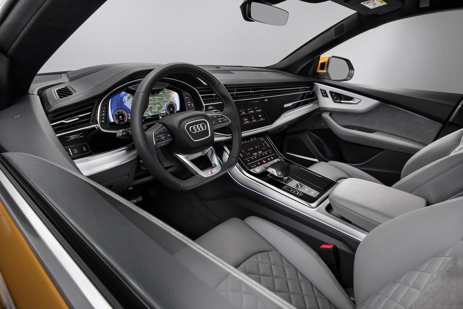 Foto de Audi Q8 2019 (1/33)