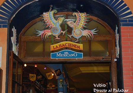 La Hacienda del Mexicano de Vinaròs