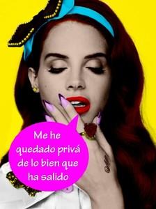 Lana del Rey, un homenaje, un videoclip y a seguir cantando