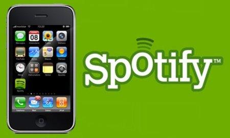 Spotify se actualiza y añade soporte a iOS 4 y la multitarea