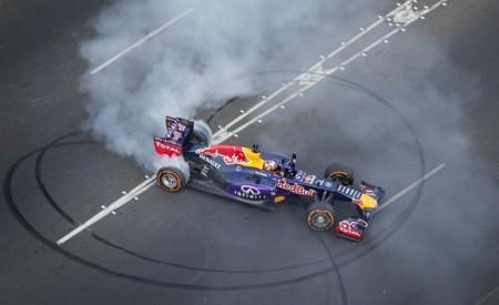 Un auto de la escudería Red Bull de Fórmula 1 hará retumbar el zócalo de la Ciudad de México