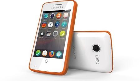 Alcatel One Touch Fire Telcel