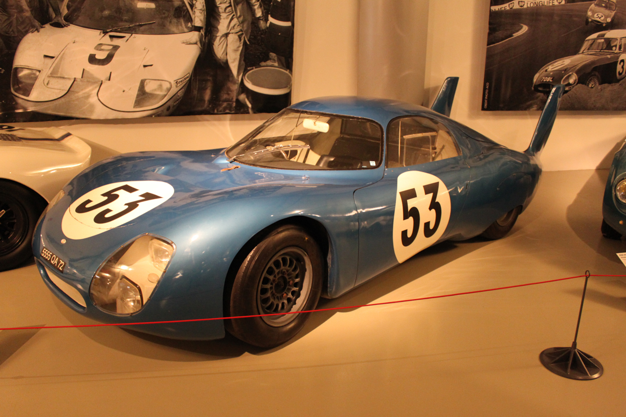 Foto de Museo 24 horas de Le Mans (159/246)