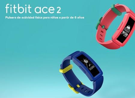 Fitbit Ace 2 Mexico Precio