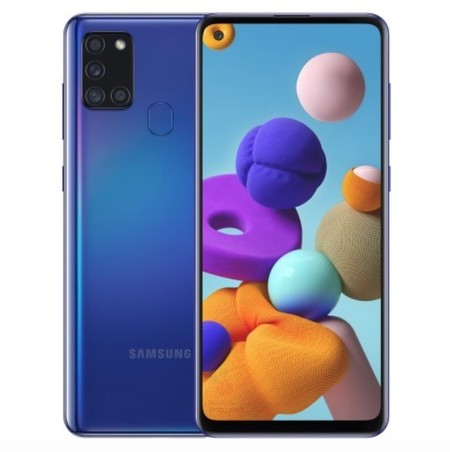 Galaxy A21s Azul
