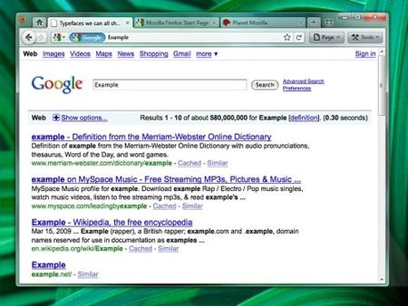 Salen a la luz algunos mockups de la interfaz de Firefox 4.0