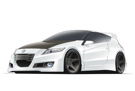 Honda CR-Z por Mugen